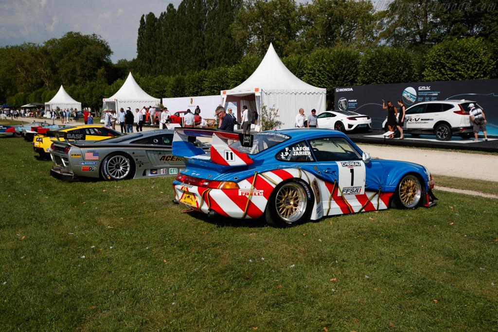 Porsche 911 GT2 Evo - Chassis: WP0ZZZ99ZWS393012 - Entrant: Emmanuel Brigand - 2019 Chantilly Arts & Elegance