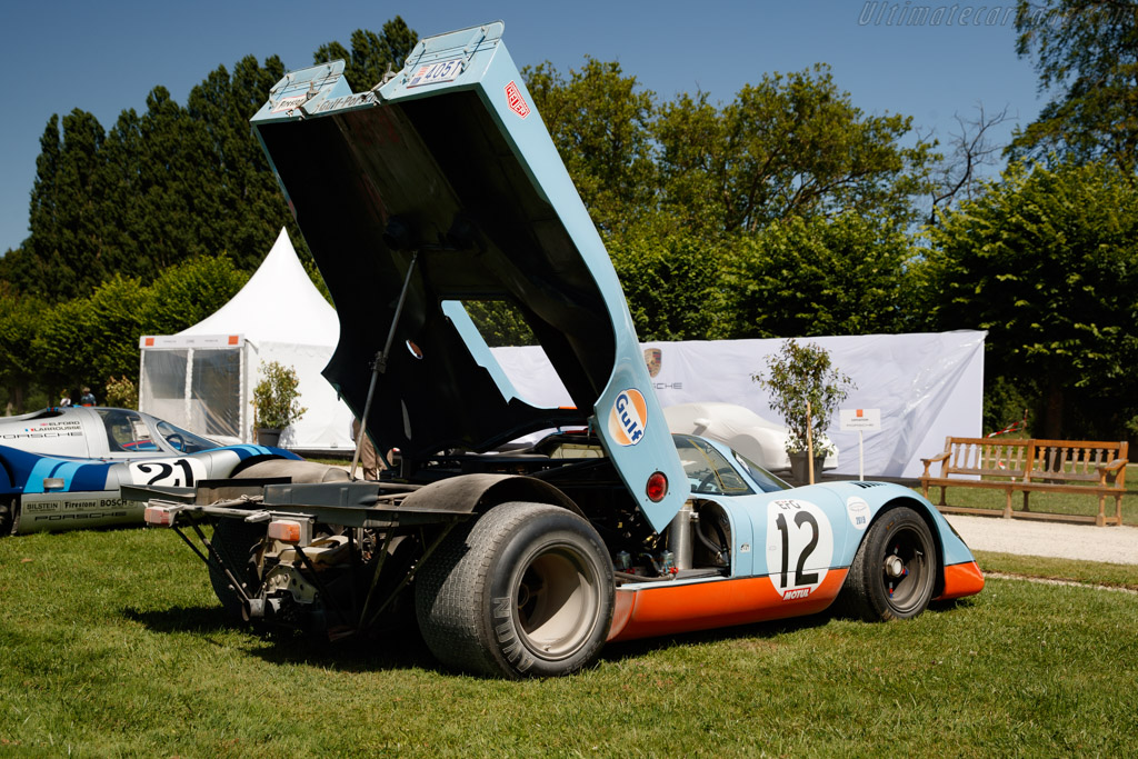 Porsche 917 K - Chassis: 917-008 - Entrant: S.A.M. Amstar - 2019 Chantilly Arts & Elegance