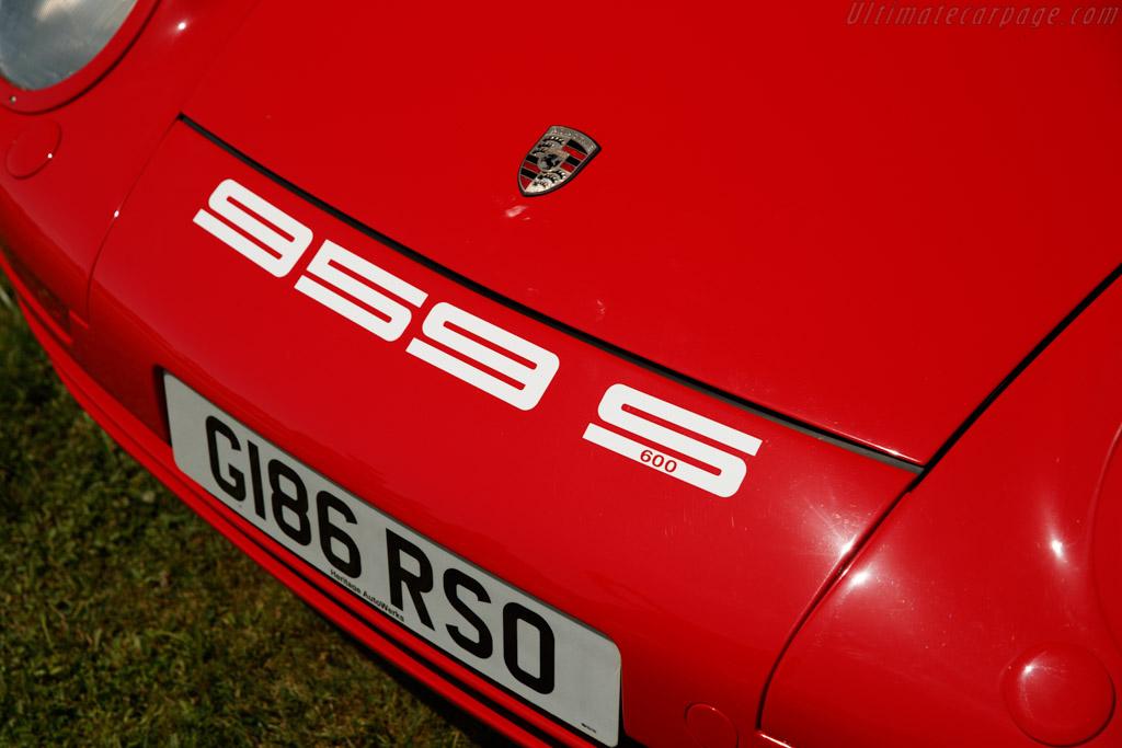 Porsche 959 S   - 2019 Chantilly Arts & Elegance