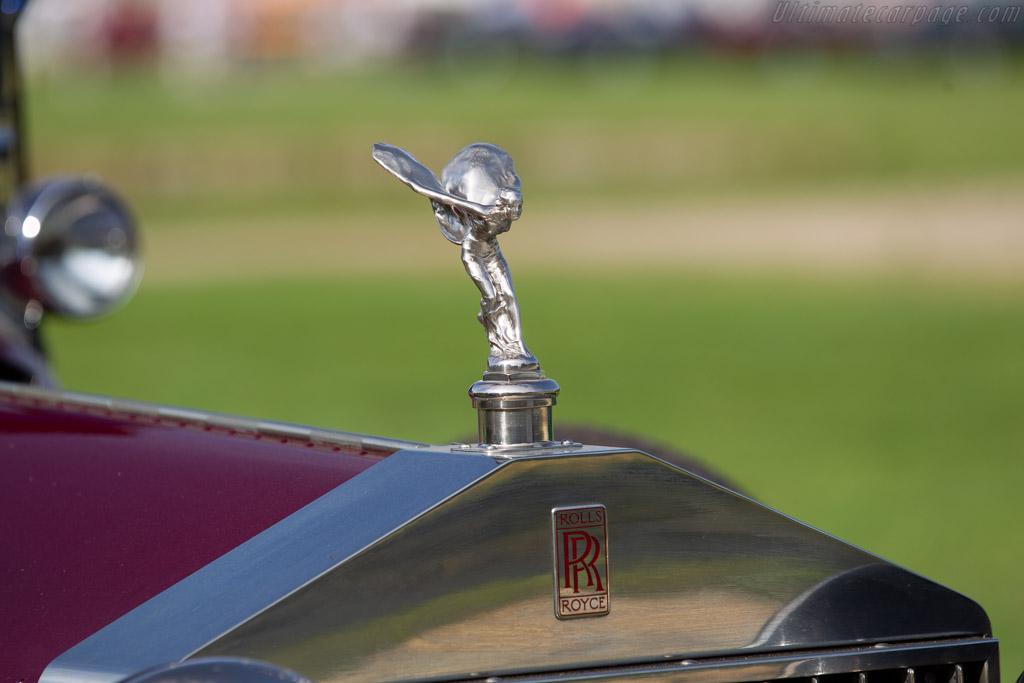 Rolls-Royce Phantom I Hooper Sportman Saloon - Chassis: 91EH - Entrant: Katarina Kyvalova - 2019 Chantilly Arts & Elegance