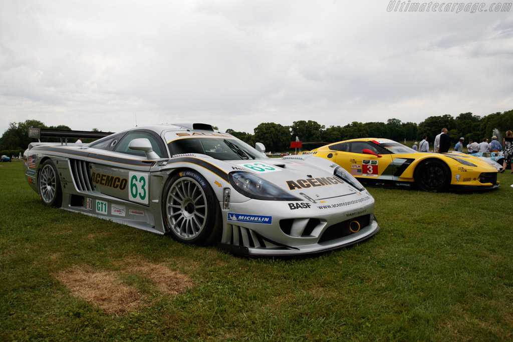Saleen S7R - Chassis: 029R - Entrant: Florent Moulin - 2019 Chantilly Arts & Elegance