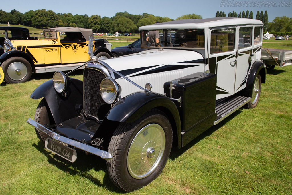 Voisin C24 Chatelain - Chassis: 47244 - Entrant: M Collection - 2019 Chantilly Arts & Elegance