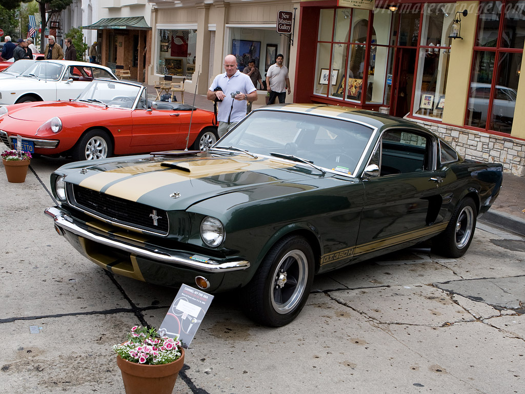 Ford Shelby Mustang Gt350h 2008 Concours On The Avenue