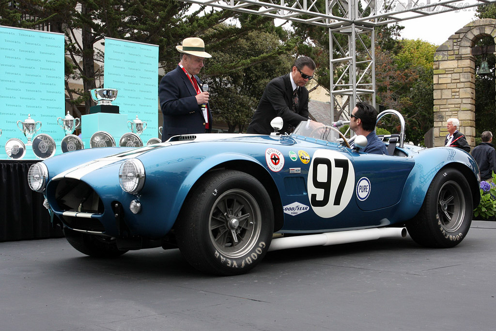 AC Shelby Cobra 289 - Chassis: CSX2494   - 2008 Concours on the Avenue