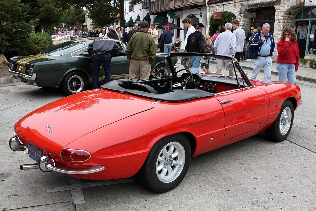 Alfa Romeo Duetto Spider    - 2008 Concours on the Avenue