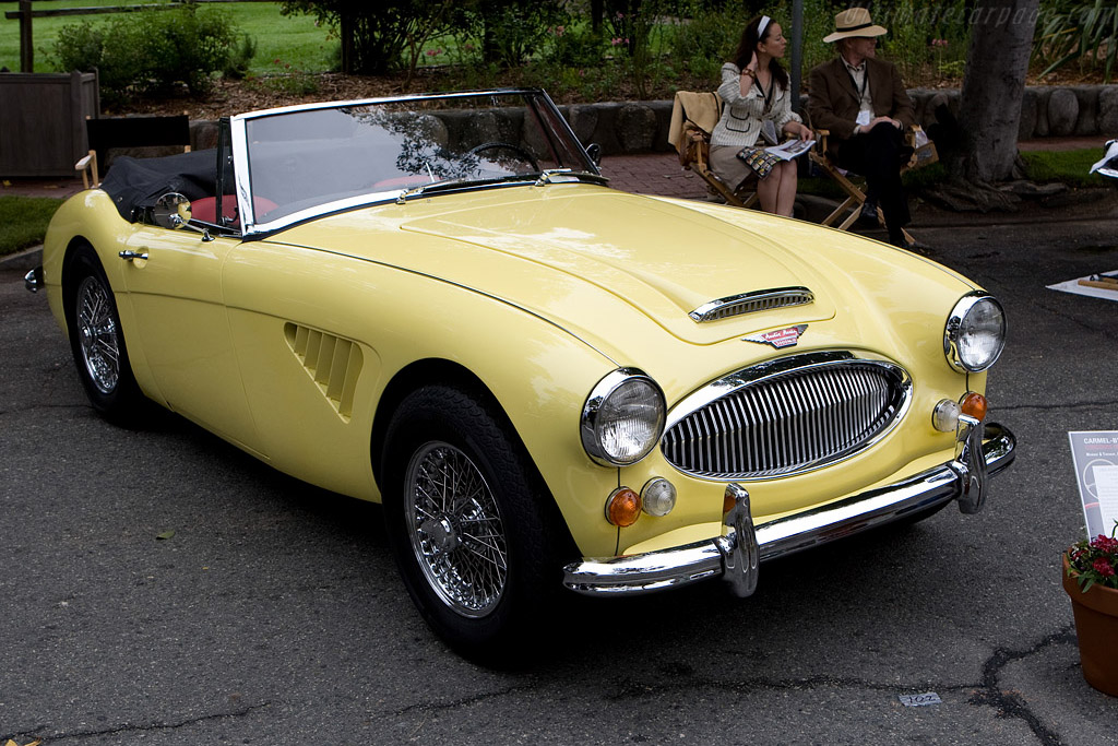 Austin Healey 3000    - 2008 Concours on the Avenue