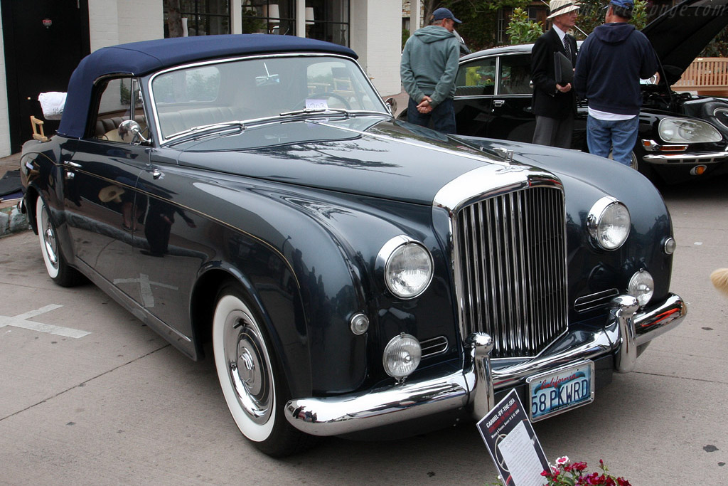 Bentley S1 Continental Park Ward DHC    - 2008 Concours on the Avenue