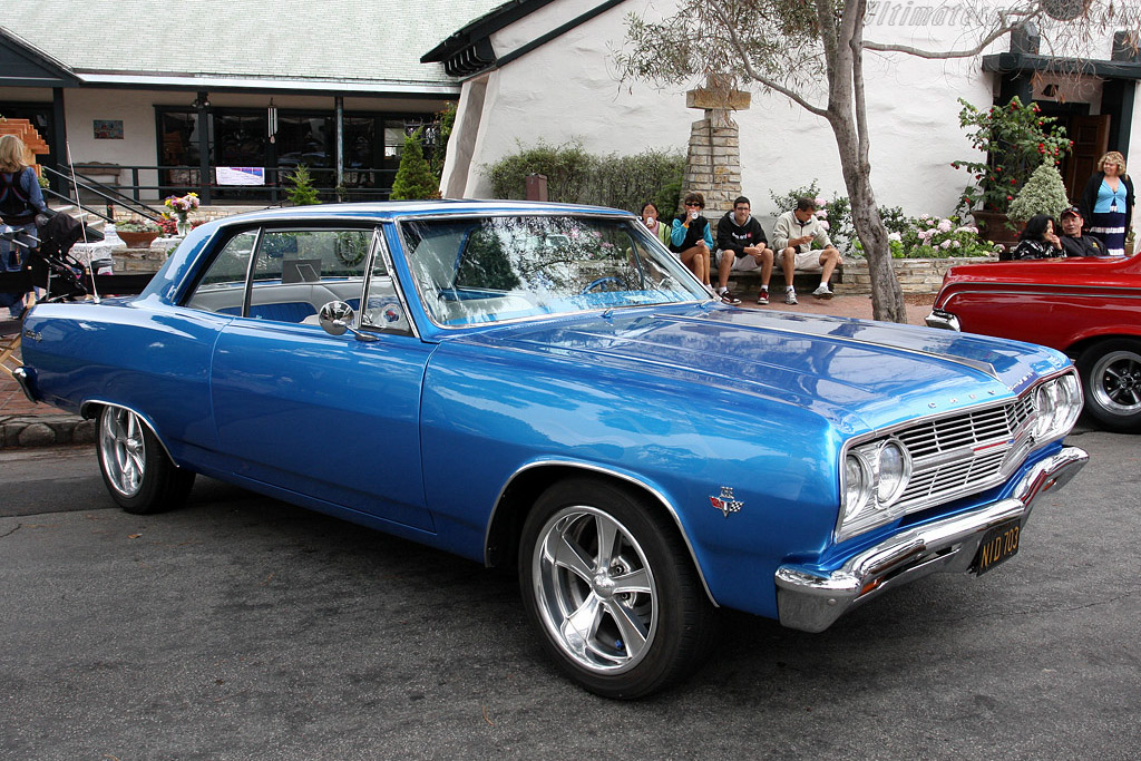 Chevrolet Chevelle 2018 >> Chevrolet Chevelle SS - 2008 Concours on the Avenue