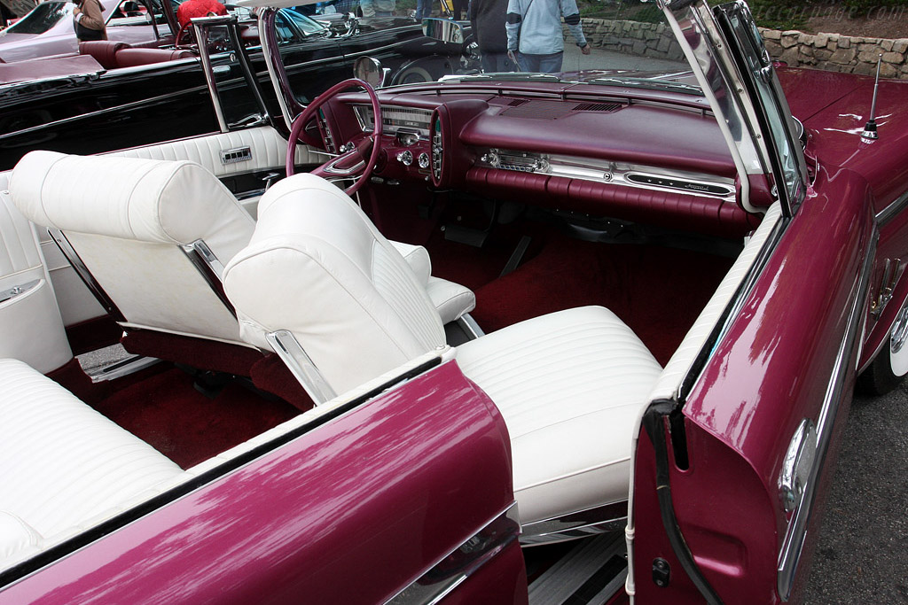 Chrysler Imperial Crown Convertible    - 2008 Concours on the Avenue