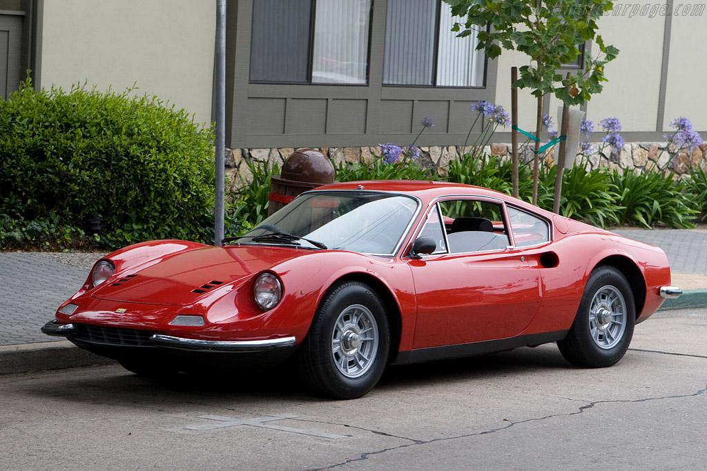 Ferrari 246 Gt Dino 2008 Concours On The Avenue