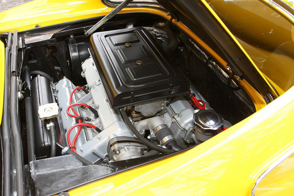Ferrari 246 GT Dino    - 2008 Concours on the Avenue