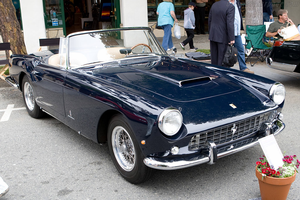 Ferrari 250 GT Cabriolet Series II - Chassis: 2099GT   - 2008 Concours on the Avenue