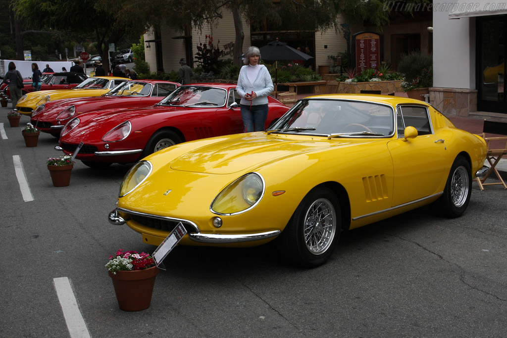 Ferrari 275 GTB - Chassis: 10409   - 2008 Concours on the Avenue
