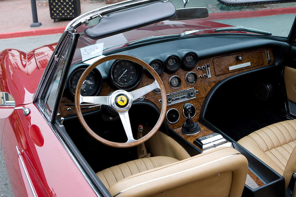 Ferrari 365 California Spyder - Chassis: 09127   - 2008 Concours on the Avenue