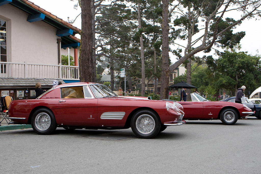 Ferrari 410 Superamerica - Chassis: 1323SA   - 2008 Concours on the Avenue