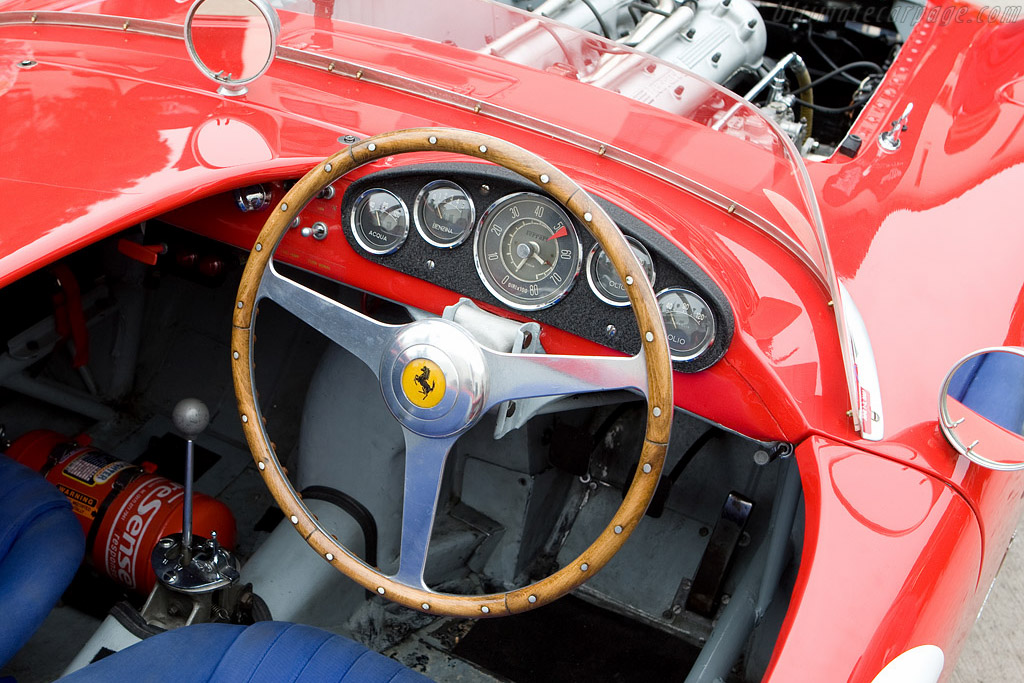 Ferrari 500 Mondial - Chassis: 0408MD   - 2008 Concours on the Avenue