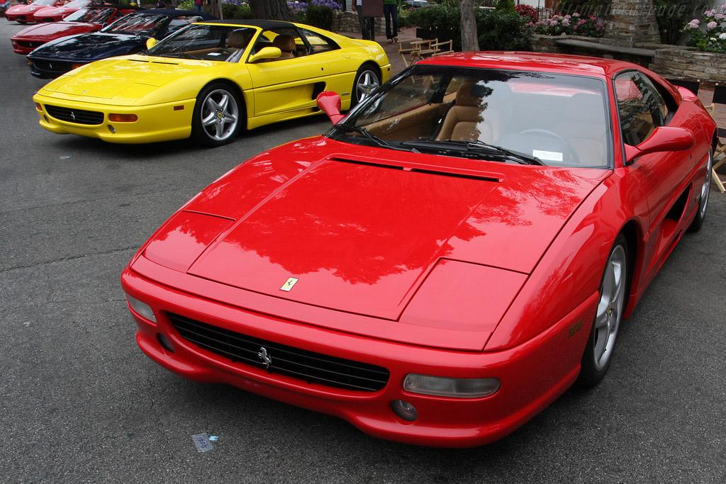 Ferrari F355    - 2008 Concours on the Avenue