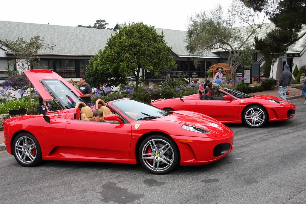 Ferrari F430 Spider    - 2008 Concours on the Avenue