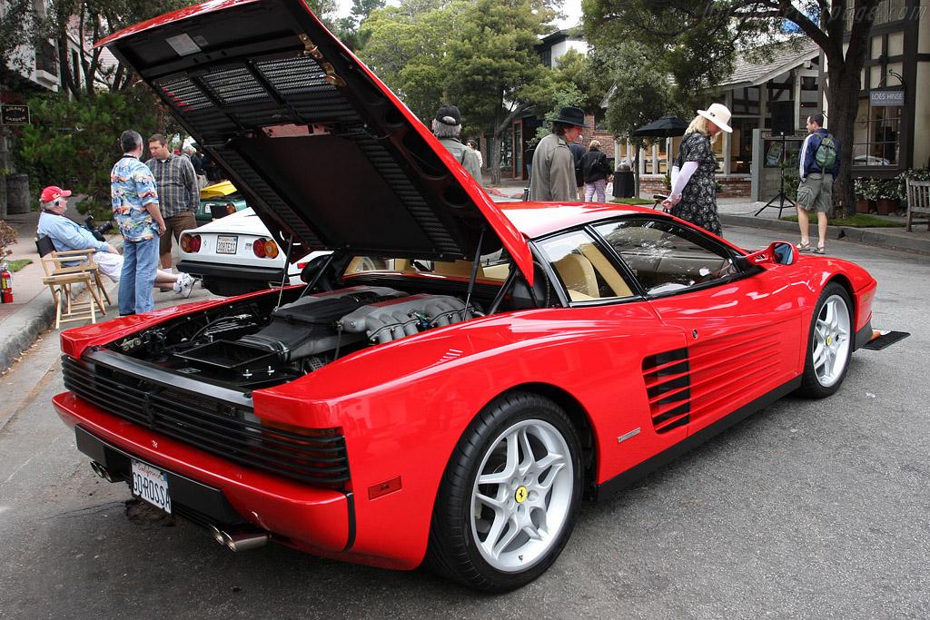 Ferrari Testarossa    - 2008 Concours on the Avenue