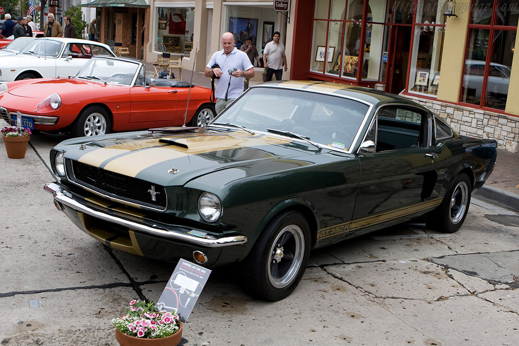 Ford Shelby Mustang GT350H    - 2008 Concours on the Avenue
