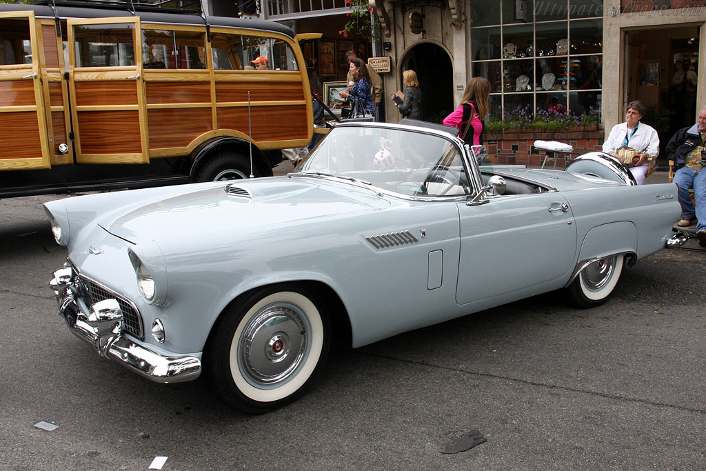 Ford Thunderbird    - 2008 Concours on the Avenue