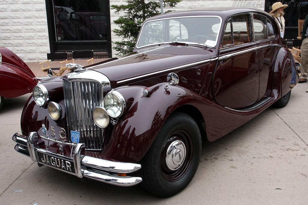 Jaguar MKV 3.5 Litre    - 2008 Concours on the Avenue