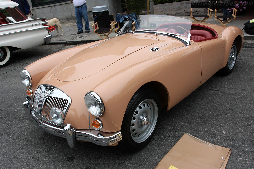 MGA Twin Cam    - 2008 Concours on the Avenue