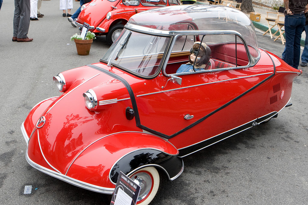 Messerschmitt KR200    - 2008 Concours on the Avenue
