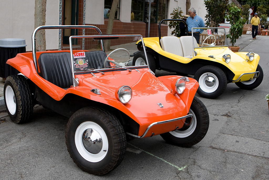 Meyers Manx    - 2008 Concours on the Avenue
