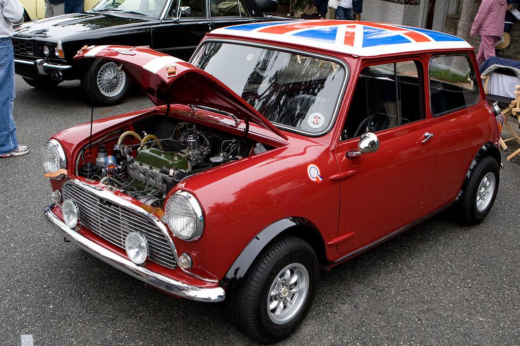 Mini Cooper S    - 2008 Concours on the Avenue