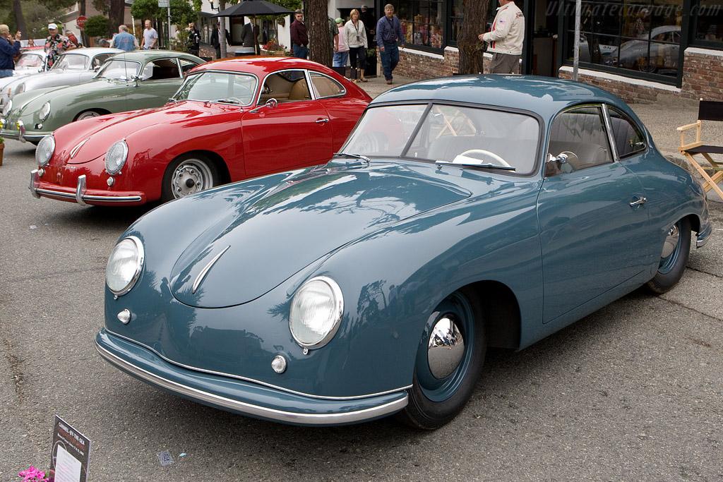 Porsche 356    - 2008 Concours on the Avenue