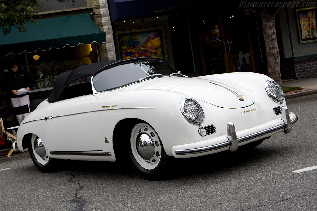 Porsche 356 Speedster    - 2008 Concours on the Avenue