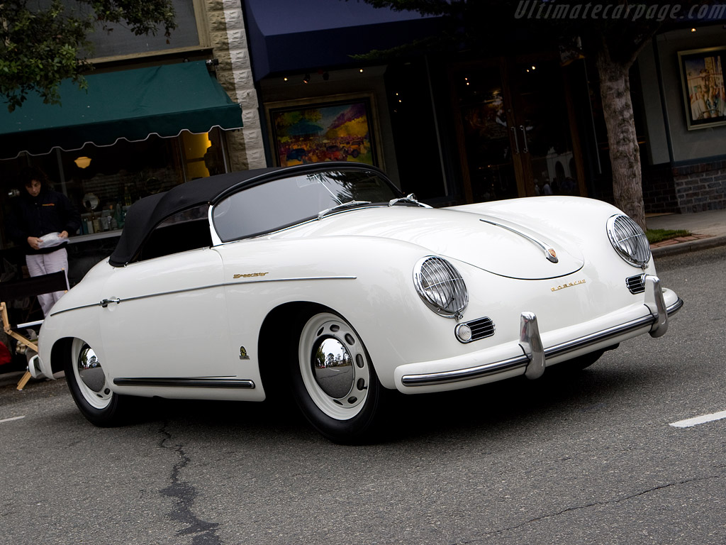 Porsche 356 Speedster 2008 Concours On The Avenue
