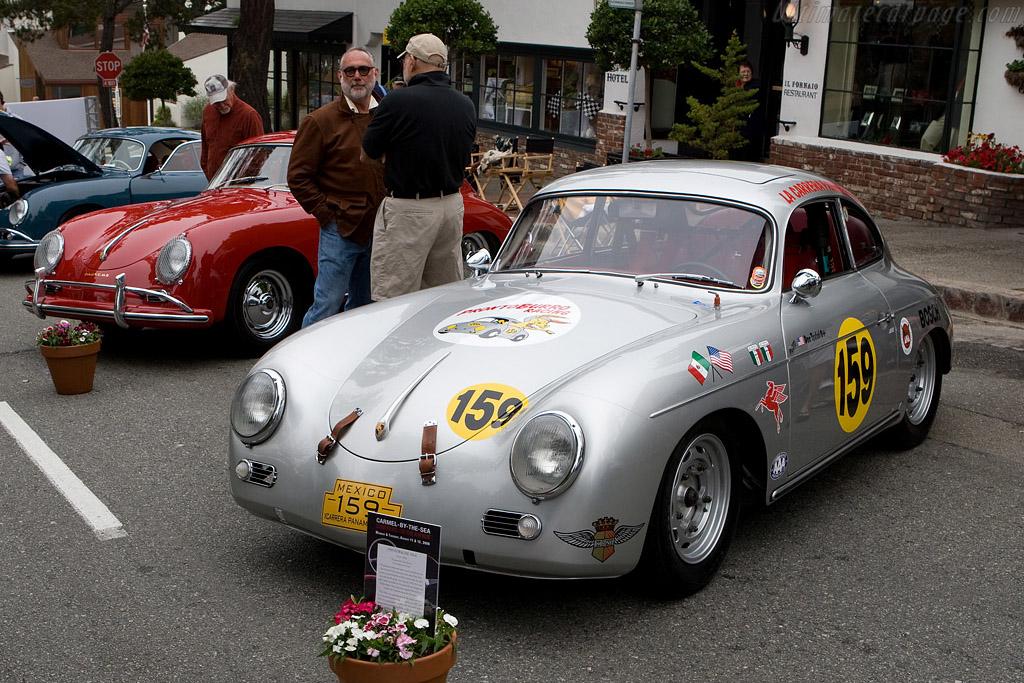 Porsche 356A Coupe    - 2008 Concours on the Avenue