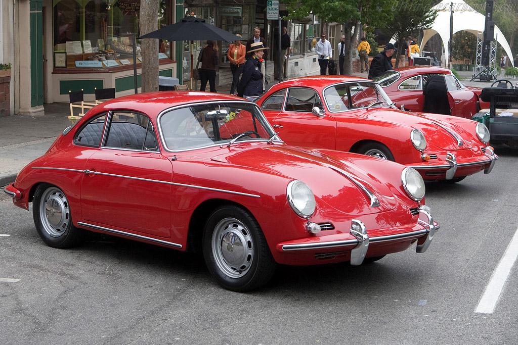 Porsche 356C    - 2008 Concours on the Avenue