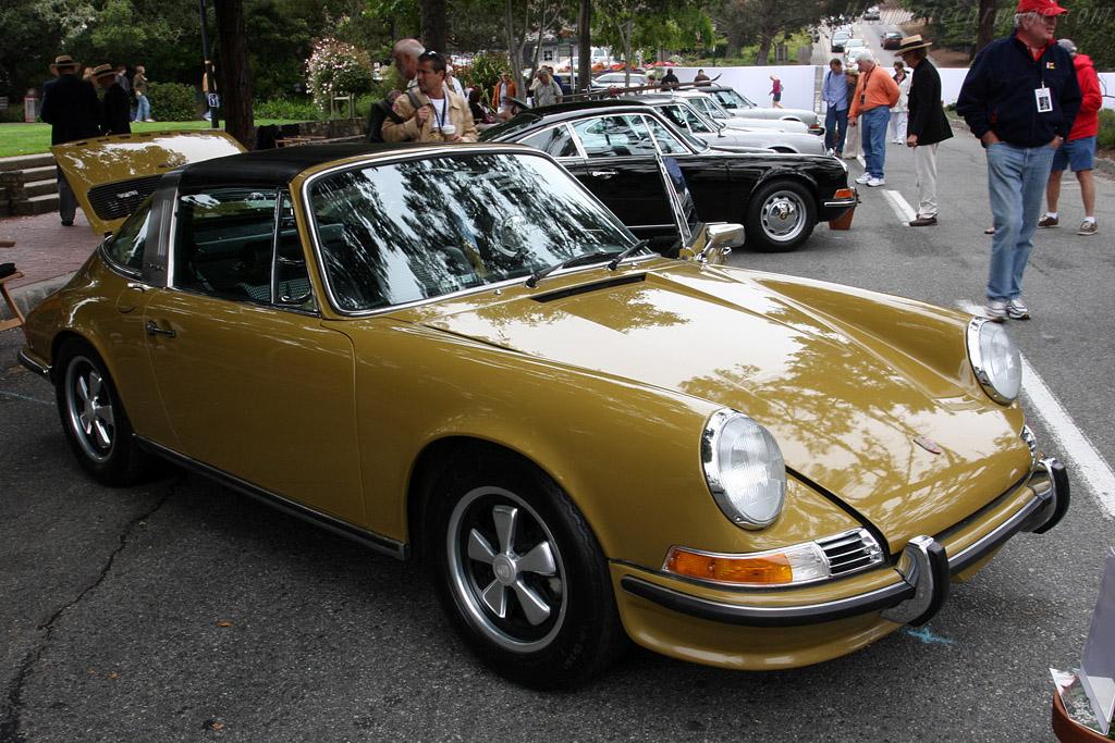 Porsche 911    - 2008 Concours on the Avenue
