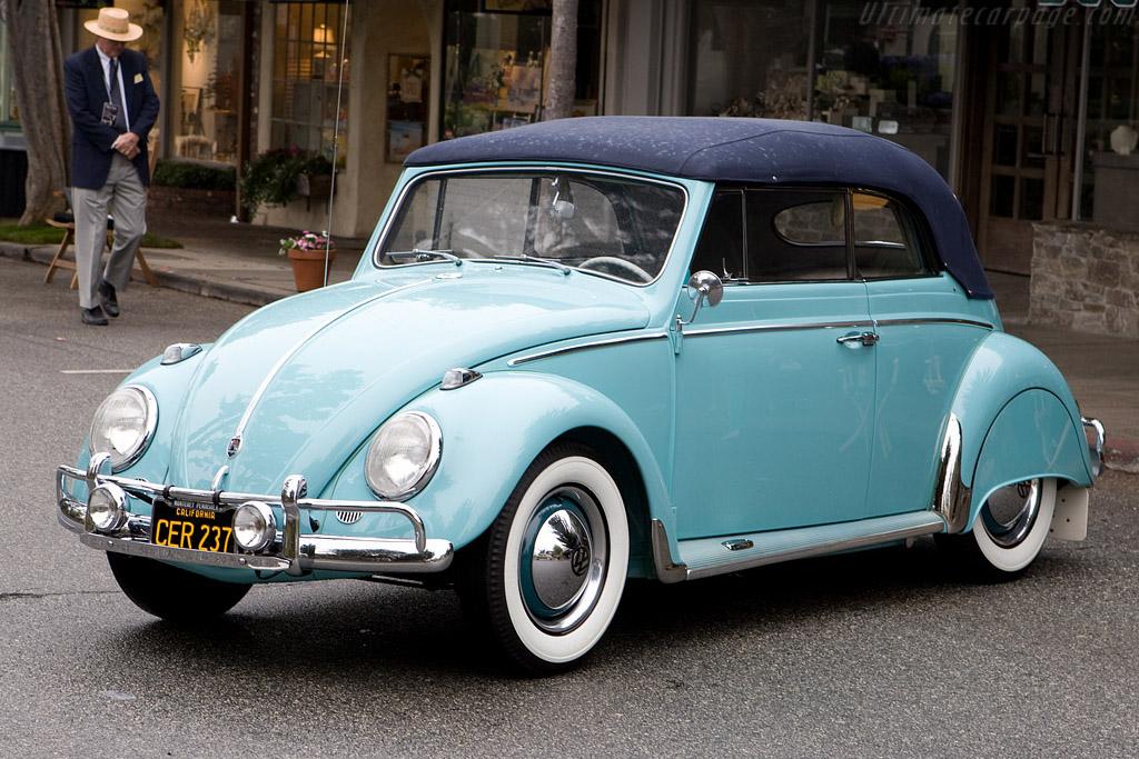 Volkswagen Beetle Convertible >> Volkswagen Beetle Convertible - 2008 Concours on the Avenue