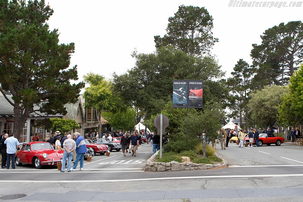 Welcome to Ocean Avenue    - 2008 Concours on the Avenue