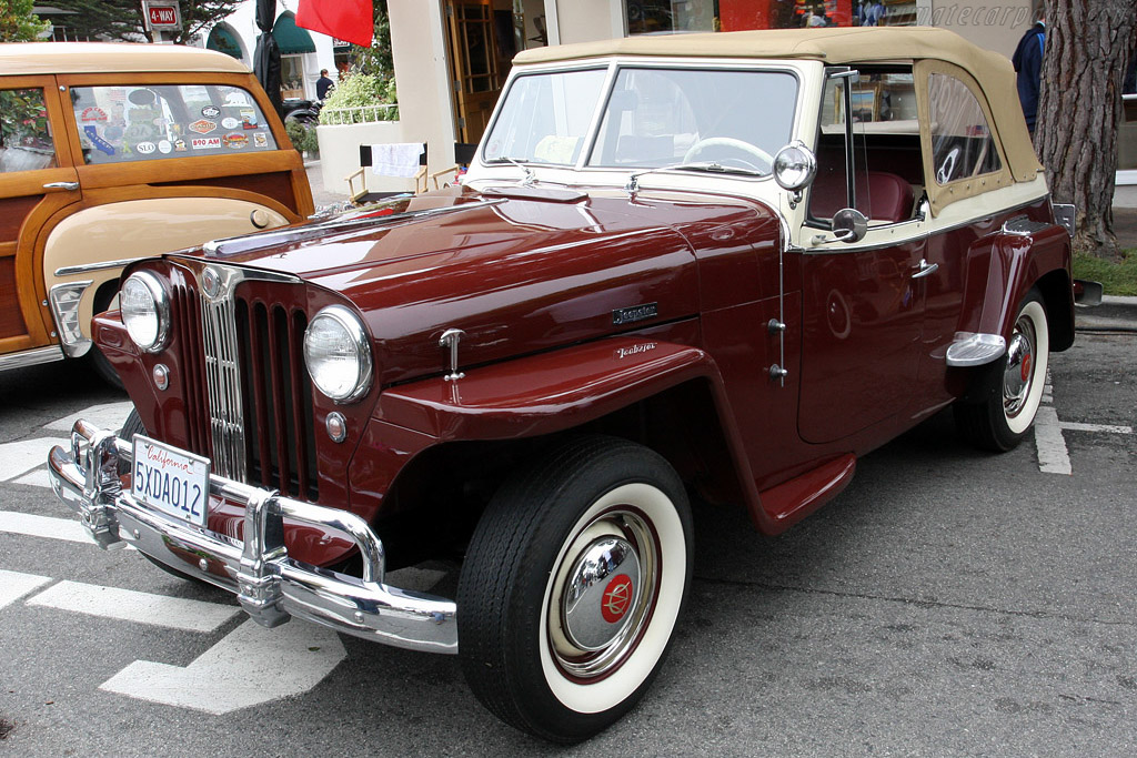 Willys Jeepster Phaeton    - 2008 Concours on the Avenue