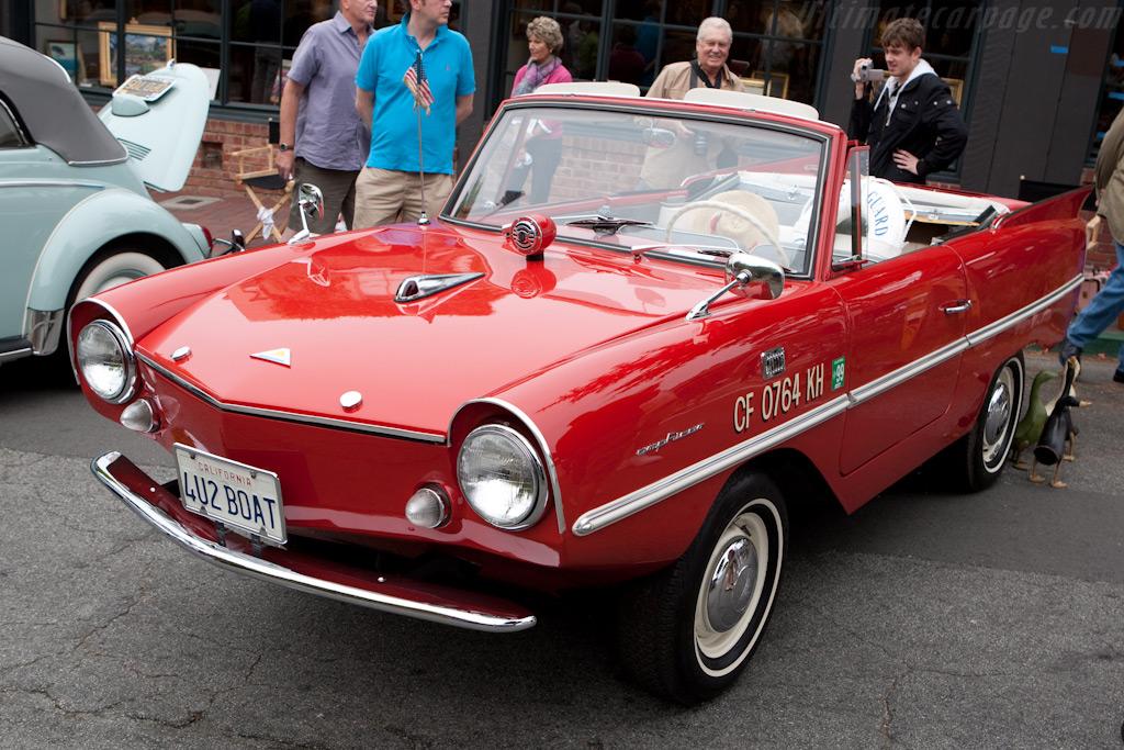 Amphicar    - 2009 Concours on the Avenue