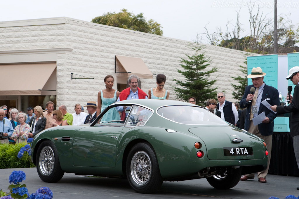 Aston Martin DB4 GT Zagato Coupe - Chassis: DB4GT/0186/R   - 2009 Concours on the Avenue