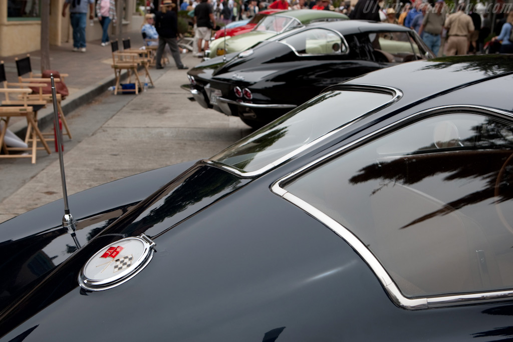 Chevrolet Corvette 'Split Window'    - 2009 Concours on the Avenue