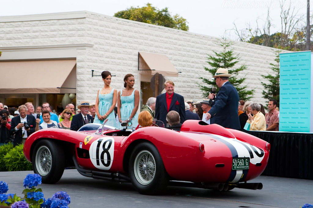 Ferrari 250 TR Prototipo - Chassis: 0666 - Entrant: Jon Shirley  - 2009 Concours on the Avenue