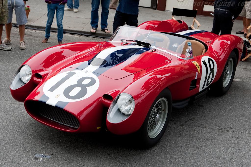 Ferrari 250 TR Prototipo - Chassis: 0666 - Entrant: Jon Shirley  - 2009 Concours on the Avenue