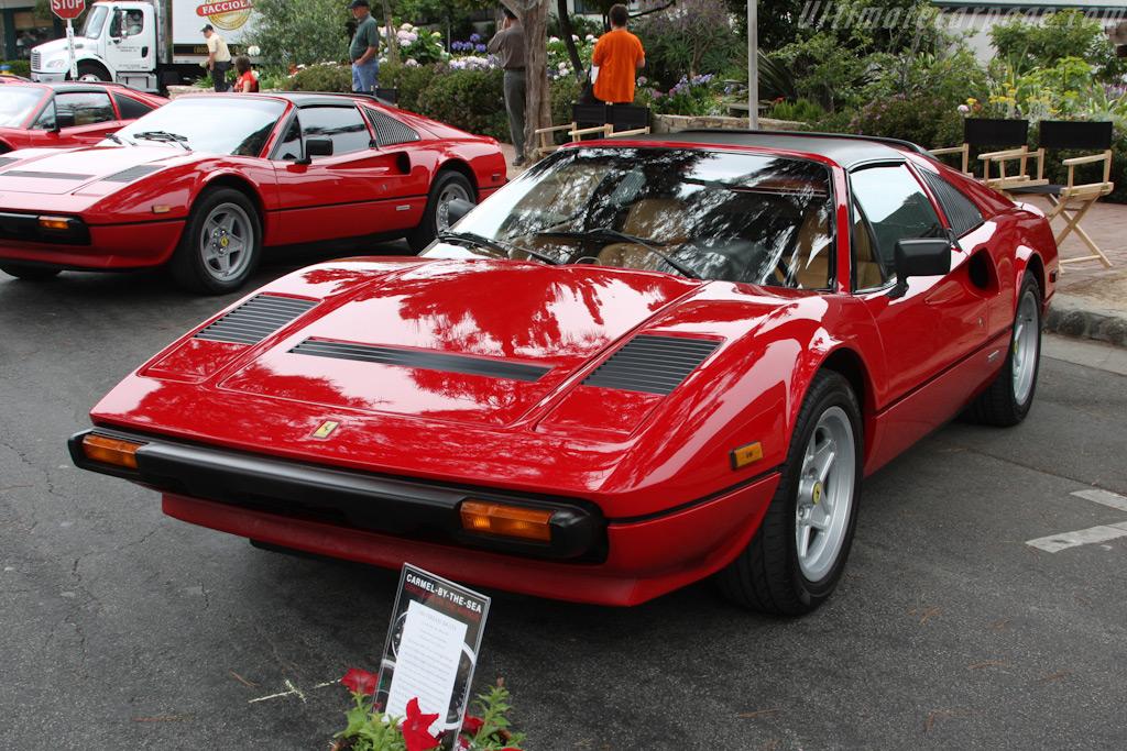 Ferrari 308 GTS    - 2009 Concours on the Avenue