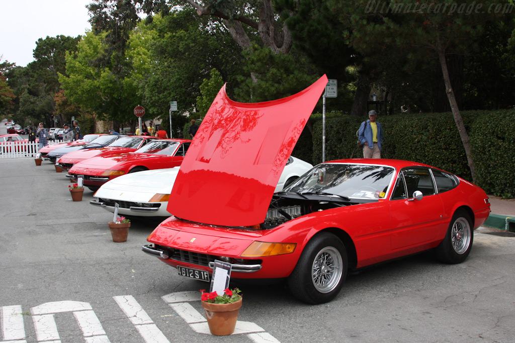 Ferrari 365 GTB/4 Daytona    - 2009 Concours on the Avenue