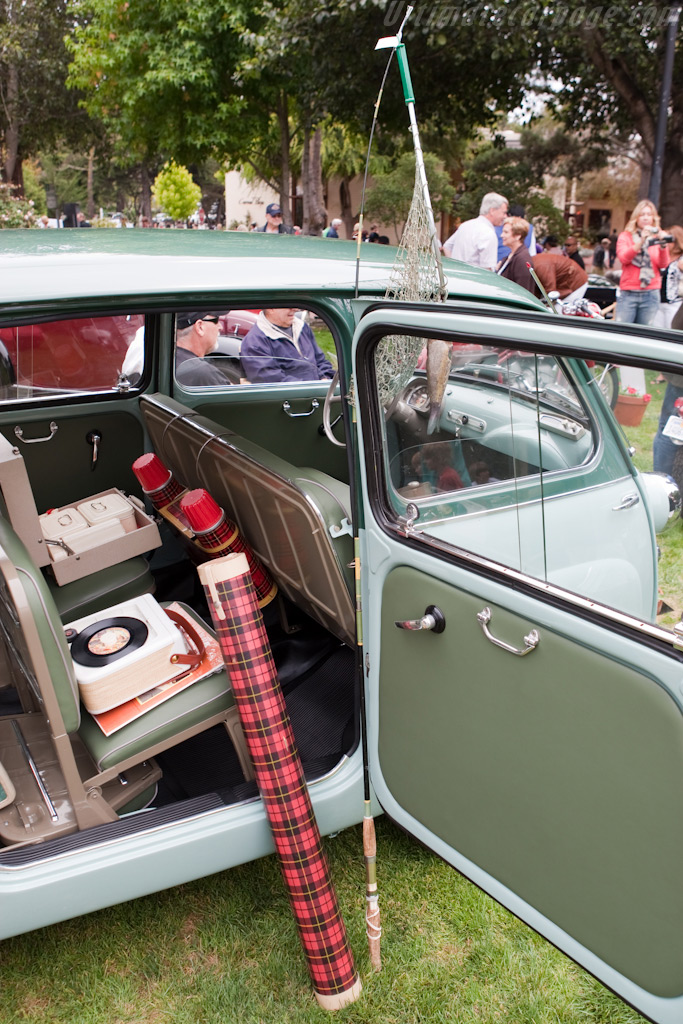 Fiat 600 Multipla    - 2009 Concours on the Avenue