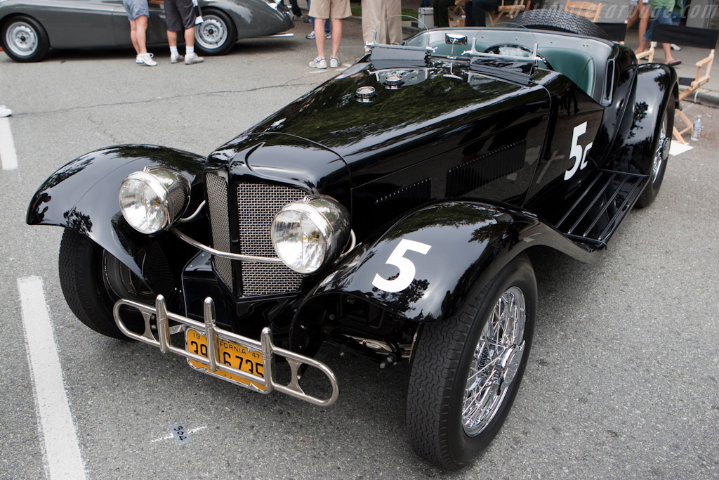 Ford 'Auburn' Roadster    - 2009 Concours on the Avenue