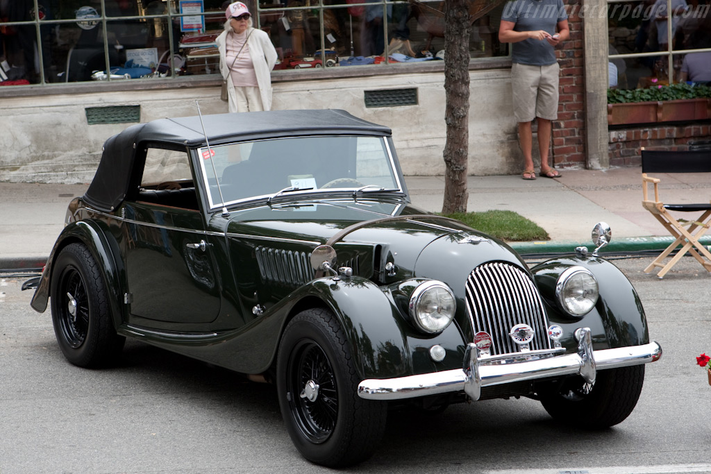 Morgan +4 Super Sports - Chassis: 5390  - 2009 Concours on the Avenue