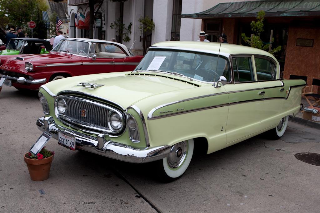 Nash Ambassador Custom    - 2009 Concours on the Avenue